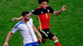 Italia, en partido de infarto, derrotó a Bélgica 2-0 en su debut en Eurocopa 2016.