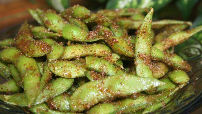 Keiko S Spicy Dynamite Edamame Recipe Food Ideas Edamame