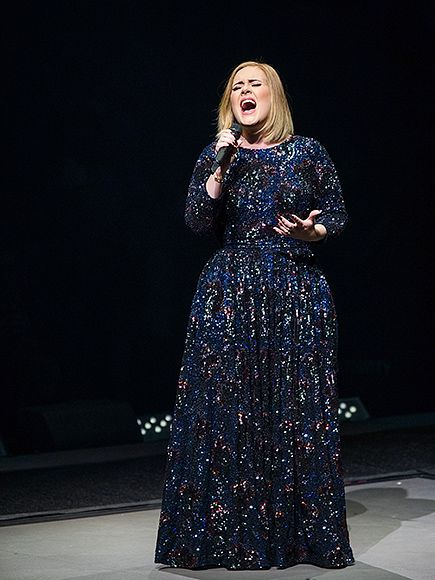Star Tracks: Friday, July 22, 2016 | BEST OF THE BEST | Adele performs during her Vancouver, Canada tour stop on Wednesday.