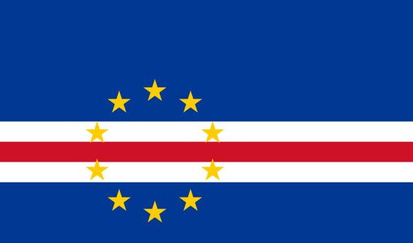 Vessels sailing under the Cape Verde Country Flag are required to have on board this flag as part of flag state requirements that derive from maritime regulations in the International Code of Signals