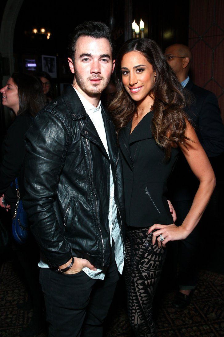 Kevin and Danielle Jonas Welcomed Their Second Child, and Uncle Nick Spilled the Beans