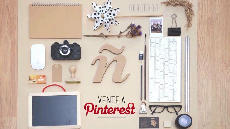 Hace unos días os enseñábamos el diseño que hicimos para anunciar nuestra llegada a Pinterest ¡¡Y el planteamiento era CARNE DE STOP MOTION!! Así que, nos íbamos a quedar con las ganas de hacerlo ;) ¡Aquí está!