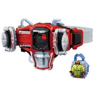 "New generation Kamen Rider transformation belt ""Genesis Driver"" 仮面ライダー鎧武 (ガイム) 変身ベルト DXゲネシスドライバー&メロンエナジーロックシード"