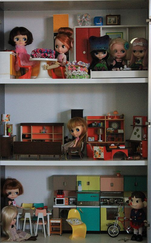 Dolly Shelves all tidied up!! | Flickr - Photo Sharing!