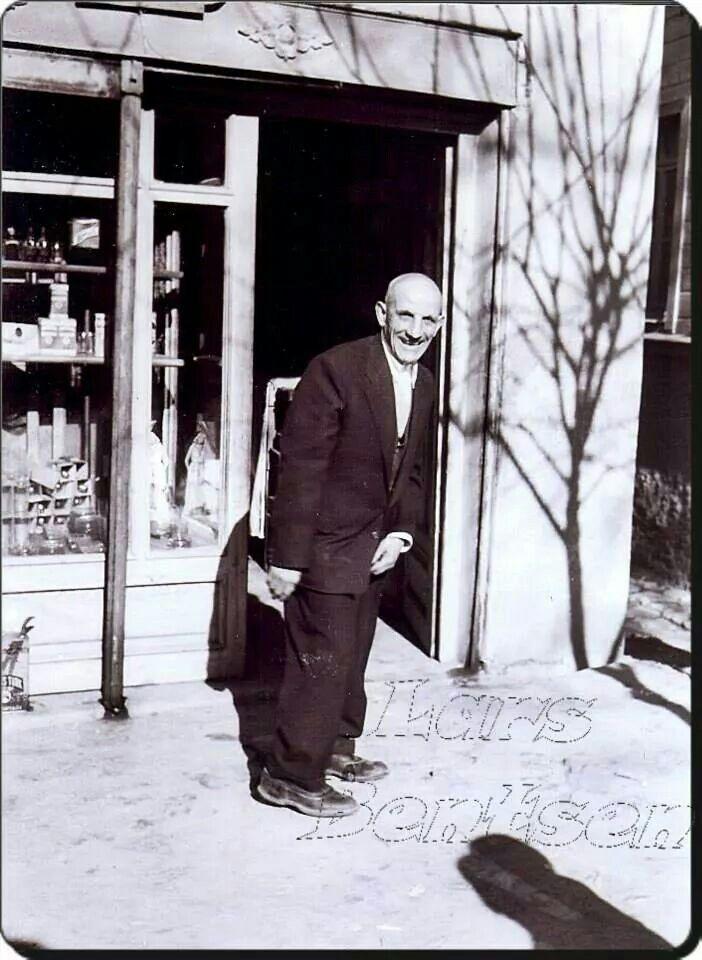bakkal amca F: Kandilli , 1959 #istanlook