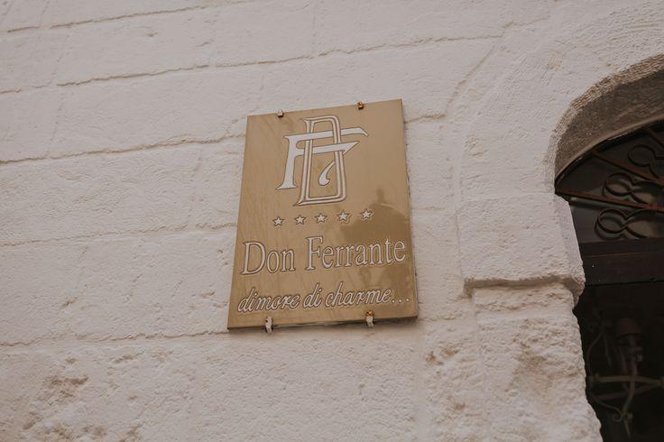 Don Ferrante, Monopoli, Italy. Photo by Benjamin Stuart Photography #weddingphotography #donferrante #monopoli #italianweddingvenue #5star