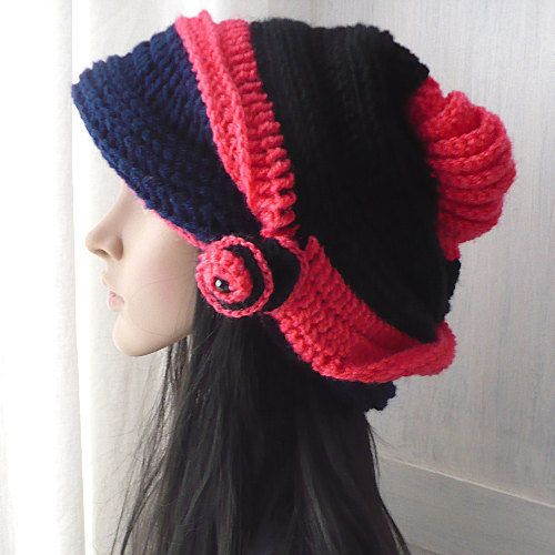 Creative Hat/Original Hat/Gift For Women/Hat for by GoldenAniel