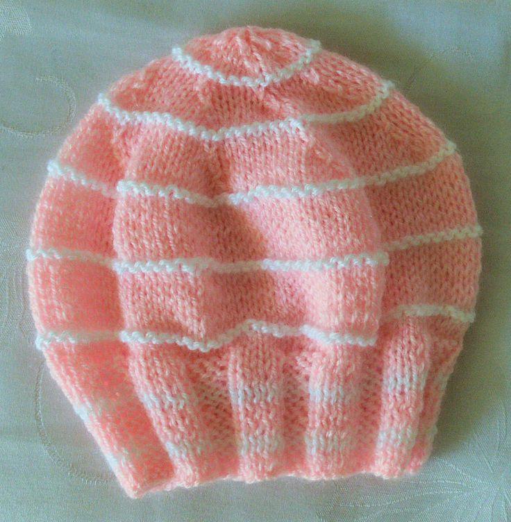 Bonnet Fifille fait main