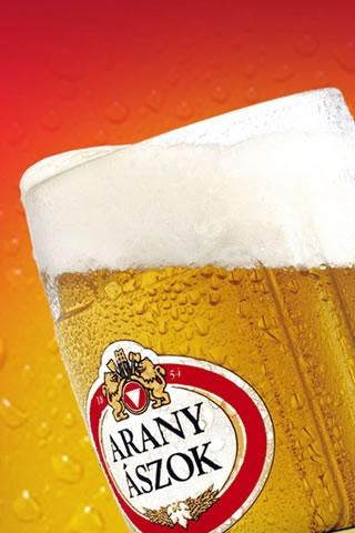 Arany Aszok: Central Hungary's most popular beer. #Budapest #Beer #Arany_Aszok . .