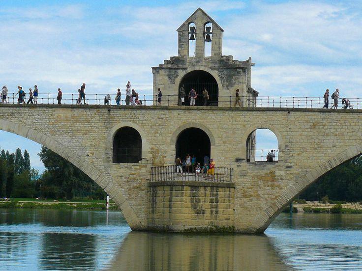 Avignone - Pont Saint Bénézet