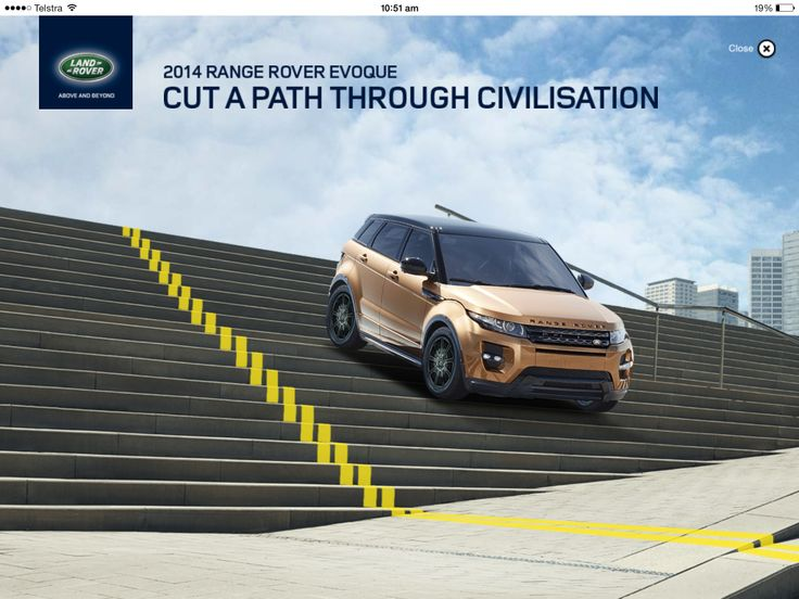 Land Rover full page