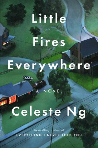 """""""Little fires everywhere"""", by Celeste Ng - No one embodies the rule-abiding spirit of the Shaker Heights suburb like Elena. Her beliefs are challenged when single mother Mia arrives with a teenage daughter, a mysterious past, and a disregard for the community's rules. Suspicious of Mia and her motives, Elena becomes determined to uncover her neighbor's secrets. But her obsession will come at unexpected and devastating costs to both her family and Mia's."""