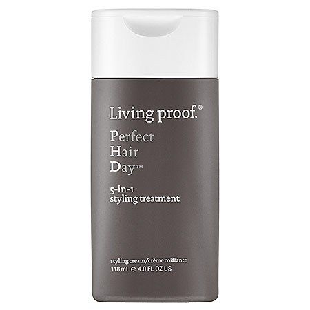 The One Thing: Living Proofs Perfect Hair Day - style in the shower to create air-dry style