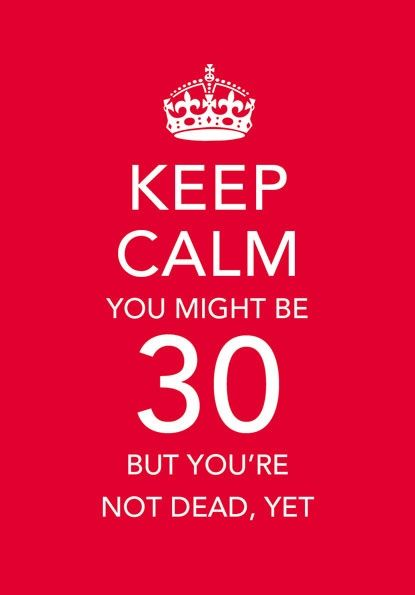 30th birthday quotes - Google Search