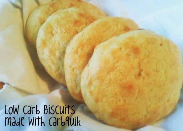 lowcarb biscuits