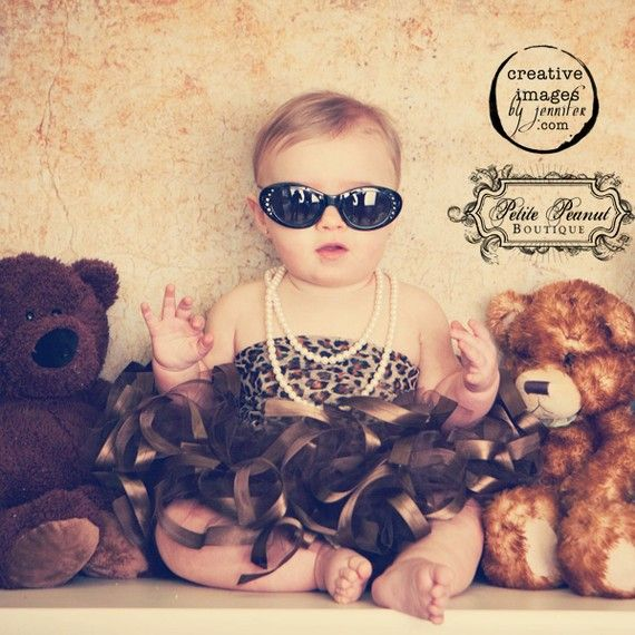 Satin Ribbon Edged PRINCESS Tutu 6 months  24 by petitepeanut, $32.00