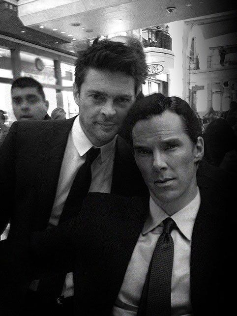 Urban and Cumberbatch                                                                                                                                                      More