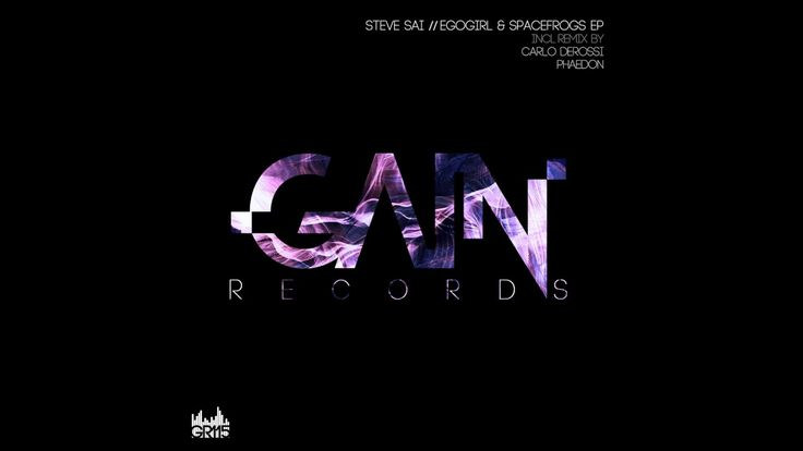 Steve Sai - Egogirl (Original Mix)