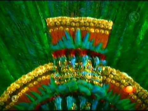 El Penacho de Moctezuma. Plumaria de México - YouTube