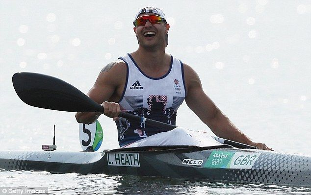 British kayaker Liam Heath has won Team GB's 25th gold at the Olympics after winning the 200m sprint final