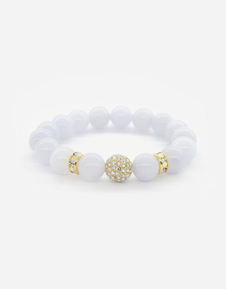 Bracelets / wedding / jewlery / shamballa / natural strone / details
