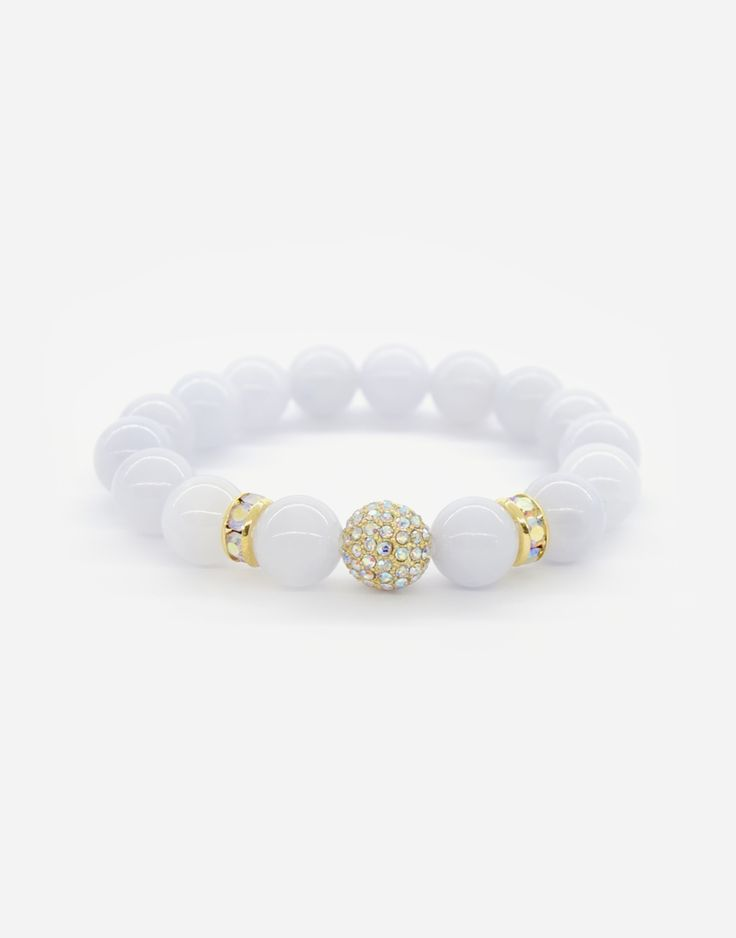 Bracelets / wedding / jewlery / shamballa / natural strone / details