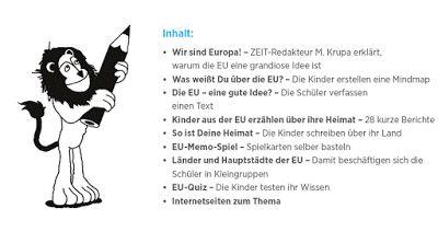 Das ist Europa! Wie Kinder in den 28 EU-Ländern leben