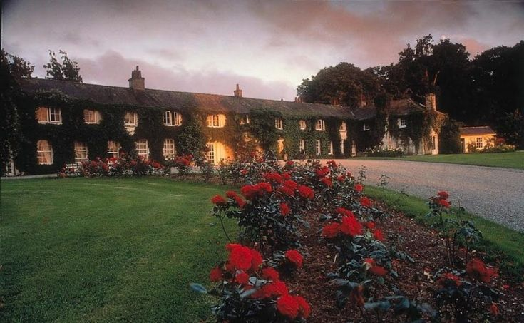 Rathsallagh House, Co Wicklow, Ireland. Venue of the Month January 2017