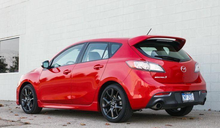 2017 Mazdaspeed 3 Specs