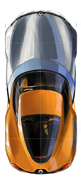 #Conceptcar Renault