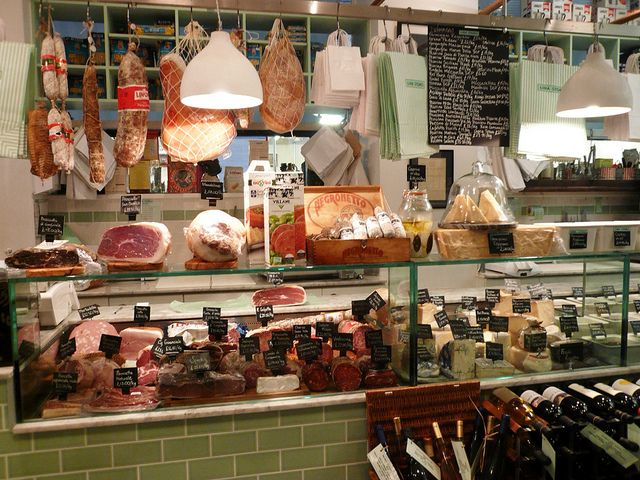 129 best Italian Deli images on Pinterest | Bakery shops, Retail ...