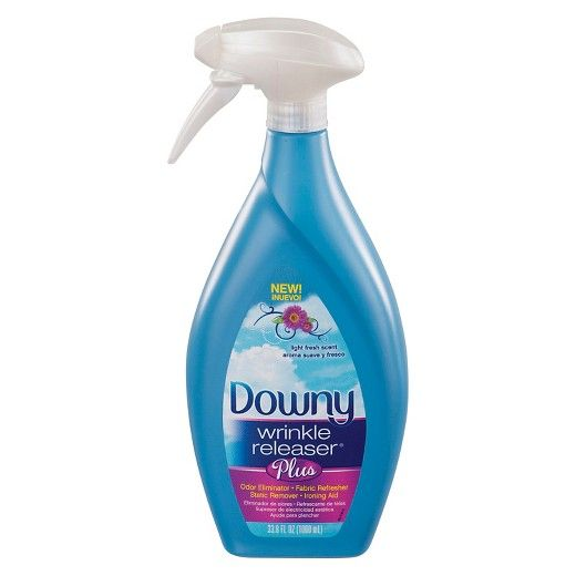 Downy Wrinkle Releaser Light Fresh Scent 33.8 oz : Target