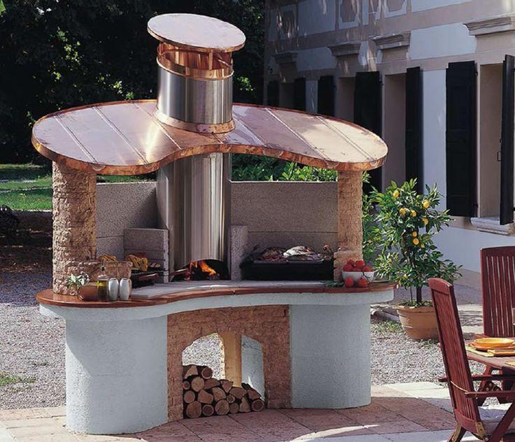 Bbq Area Designs: Built Ins, Design