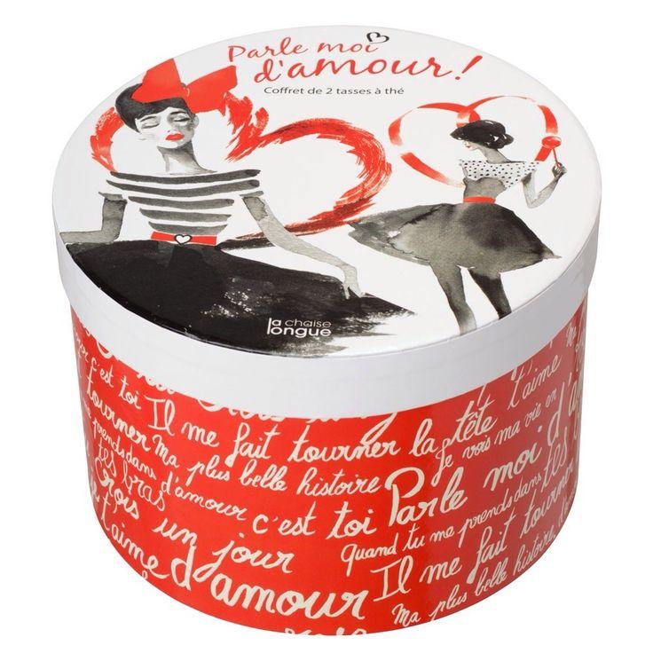 Coffret tasses pour amoureux http://www.caroetcie.com/la-cuisine-de-caro/520-coffret-tasses-pour-amoureux.html