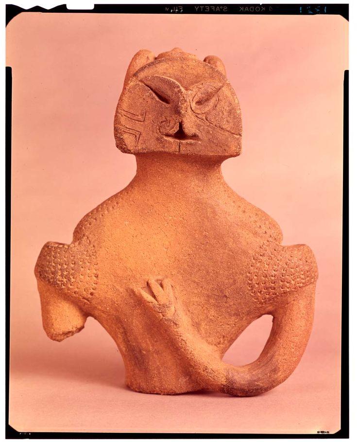 C0001321 土偶 - 東京国立博物館 画像検索