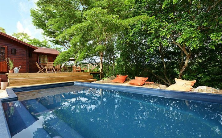 Beautiful Backyard Swimming Pool | swimming pools | Pinterest
