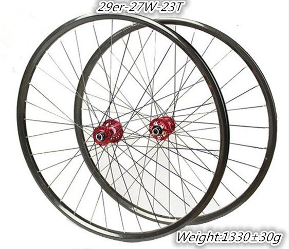 458.00$  Buy now - http://alixsm.worldwells.pw/go.php?t=32310844089 - 1310g ONLY factory Sale Carbon wheel 27.5er MTB wheelset ruedas carbonio tubular rims 27mm Width 23mm Depth for Cross Country xc