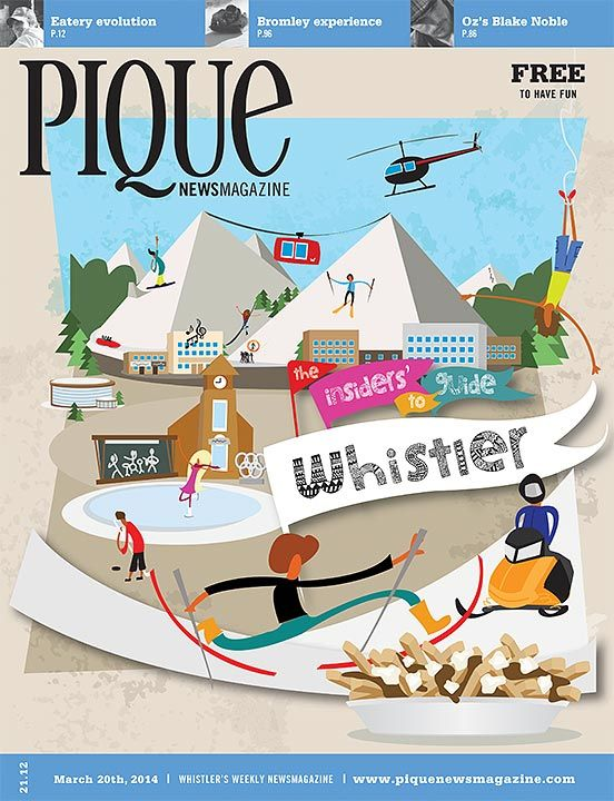Pique Cover March 20th