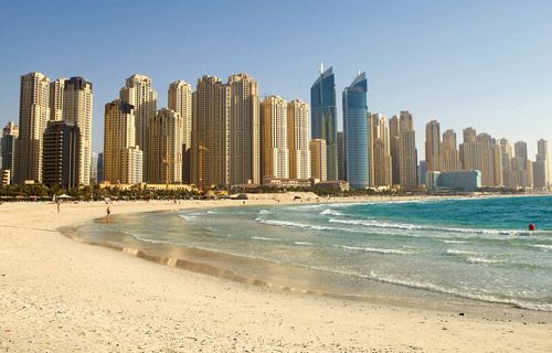 Where to go on holiday in April   Dubai   http://www.weather2travel.com/holidays/where-to-go-on-holiday-in-april-for-the-best-hot-and-sunny-weather.php #travel