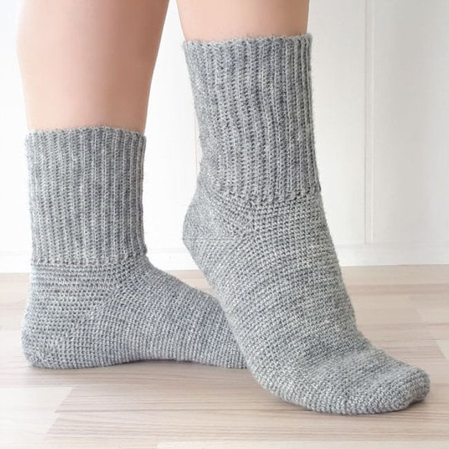 Pin på Sokker