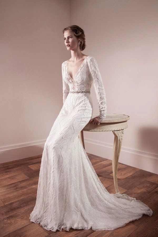 Linen, Lace, & Love: Lihi Hod Wedding Dresses