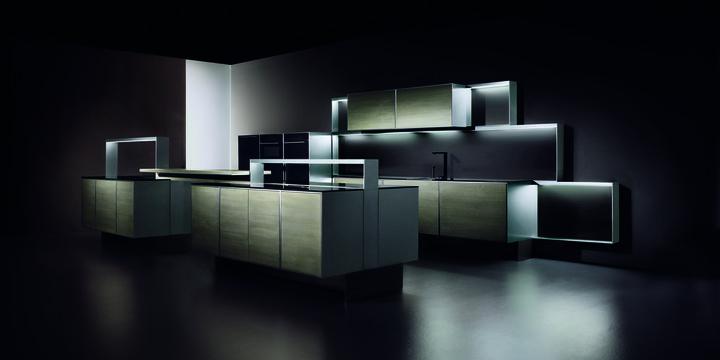 #kitchen p'7340 #design by porsche design for poggenpohl.  www.premiumpark.de