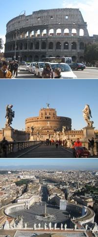 Ferie i Rom, i Lazio, Italien, Book selv dine ferie og spar penge