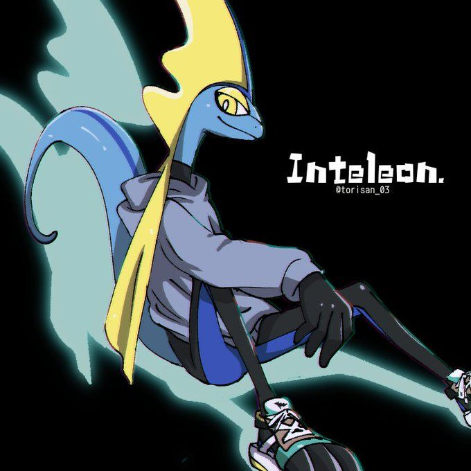 Pin By Auto On Cinderace And Inteleon Pokemon Art New Pokemon Pokemon