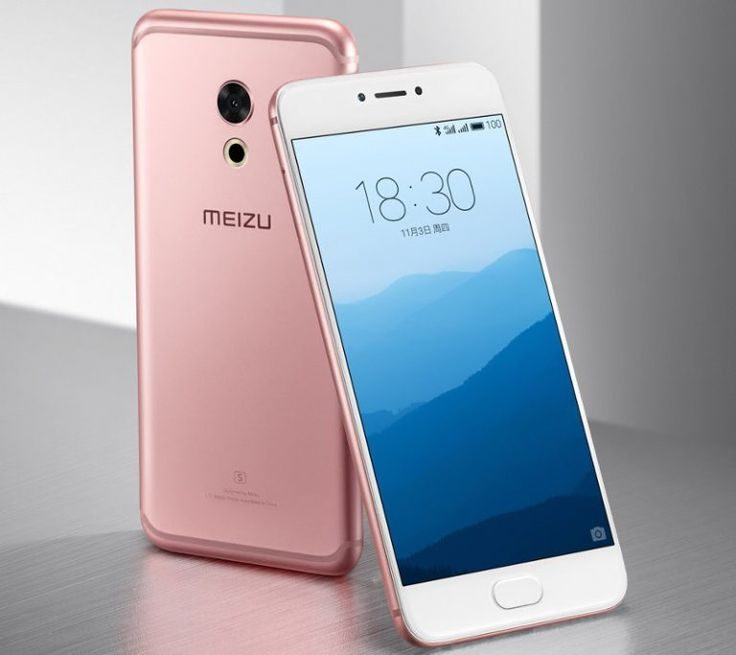 Meizu PRO 6s with 1080p Super AMOLED 3D Press display, Helio X25 SoC, 4GB RAM announced