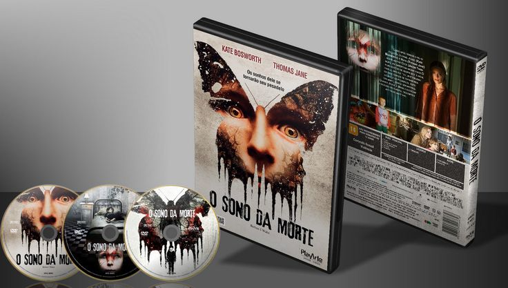 O Sono Da Morte - Capa | VITRINE - Galeria De Capas - Designer Covers Custom | Capas & Labels Customizados