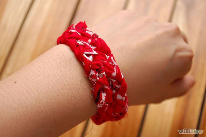 rag bracelets