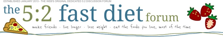 The 5:2 Fast Diet Forum | The Fast Diet international support group