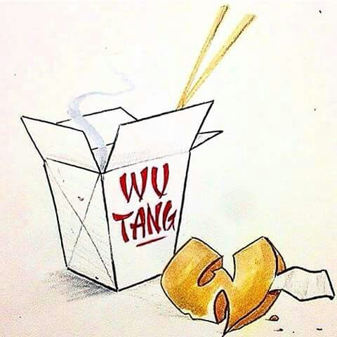 Wu Tang Take Out! Id eat thier!