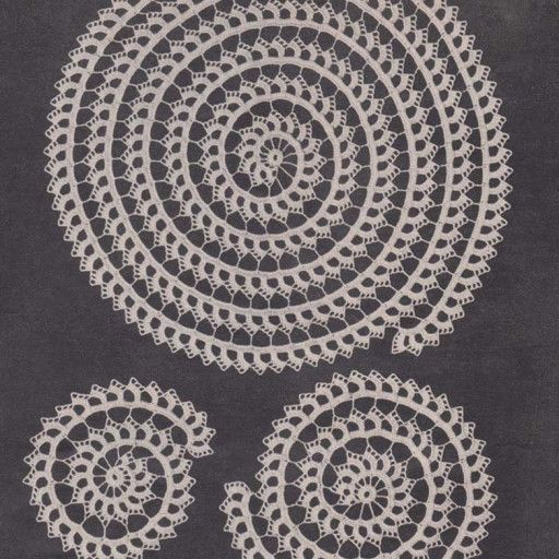 """This is a pdf pattern that will be sent to your email within 24 hours of payment. SIZES: Large mat 13"""" in diameter; medium sized mat 7""""; small mat 5½"""". MATERIALS: Daisy Mercerized Crochet Cotton, size 30, 1 (500-yd.) skein, ; steel crochet hook No. 13. This pattern was first published in 1955."""